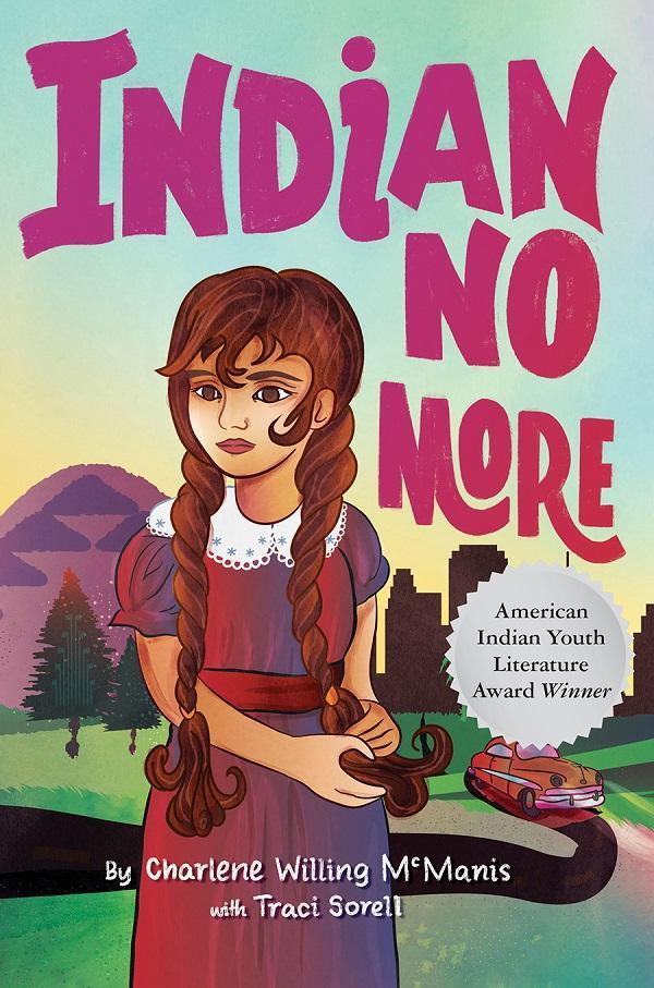 Indian No More Cover