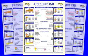 FISD 2019-2020 School Calendar