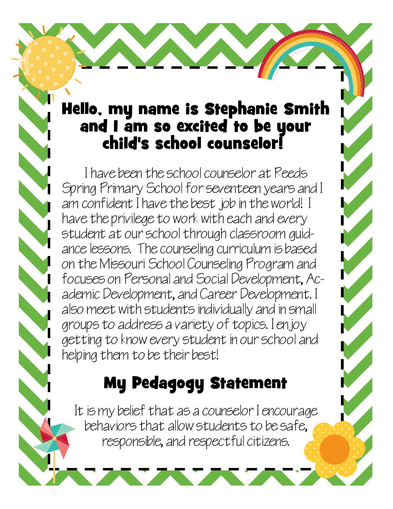 Stephanie Smith Introduction