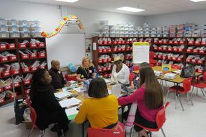 District host Region Professional Learning Opportunity for Reading Coaches