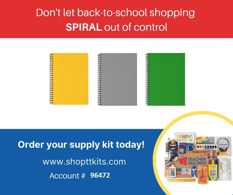 School Supply online website information