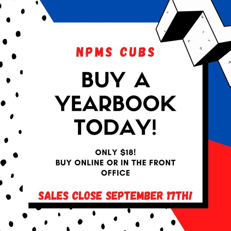 Buy a yearbook for $18 by September 17.
