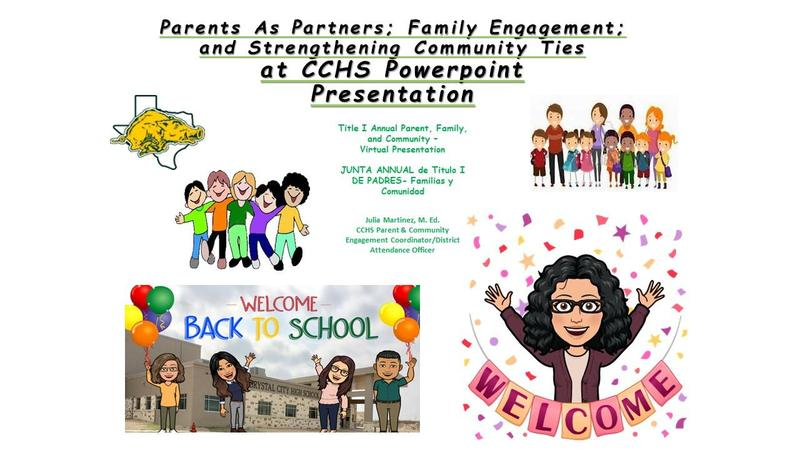 Parents As Partners; Family Engagement; and Strengthening Community Ties Featured Photo