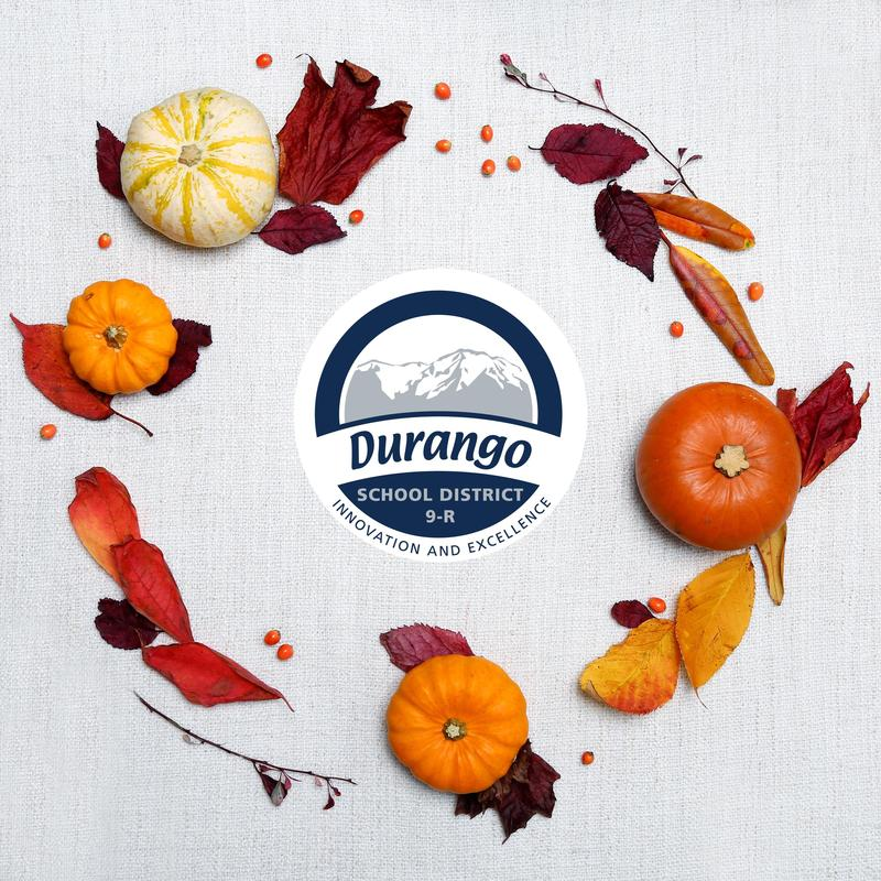 Fall pumpkins and 9-R logo.