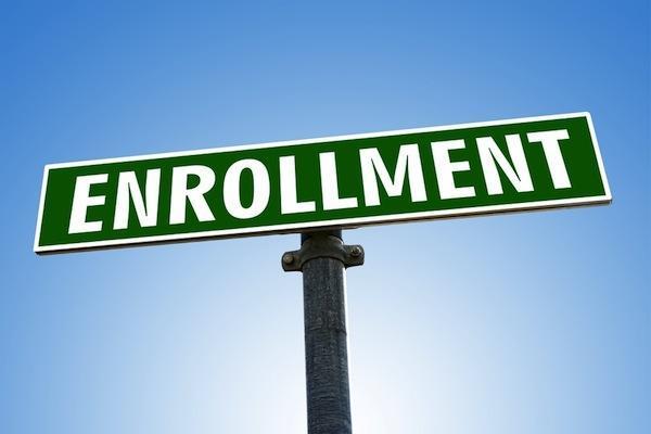 New Enrollment/Nuevas Inscripciónes Featured Photo