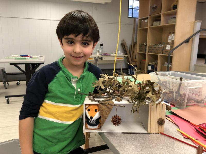 STEAM Event for Kindergarten and First Grade Students Featured Photo