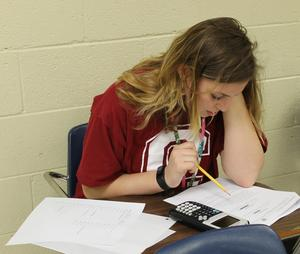 Cheatham County Central High School scored a Level 5 on the TVAAS scores.