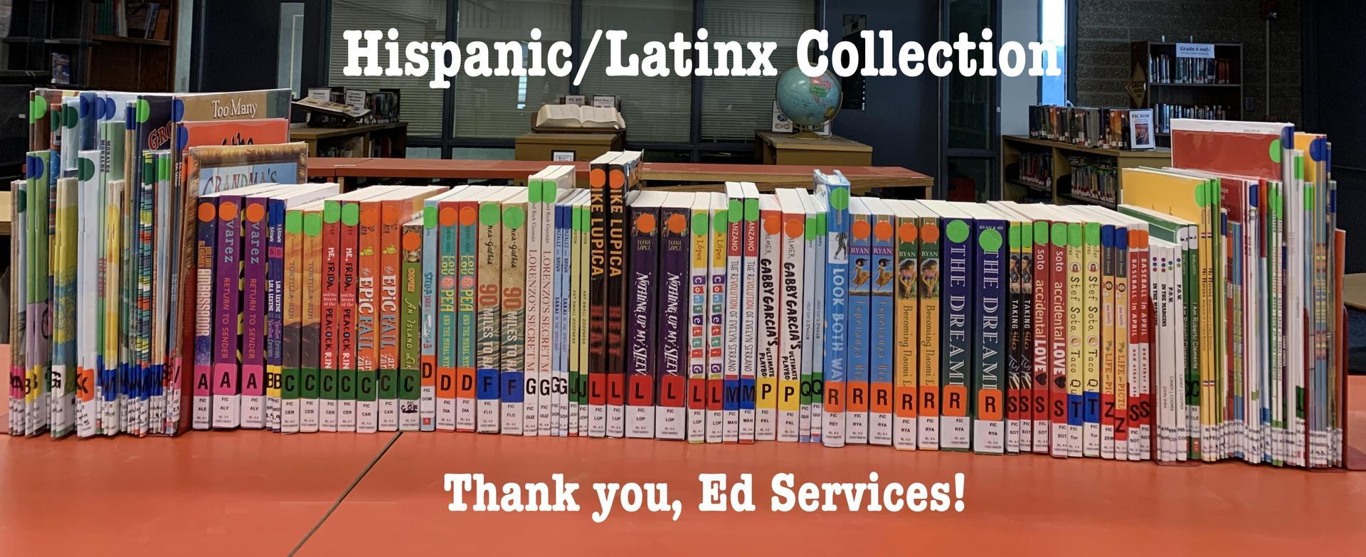 Hispanic Latinx Collection