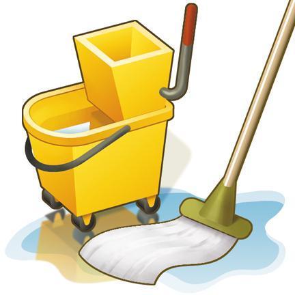 Mop and mop bucket