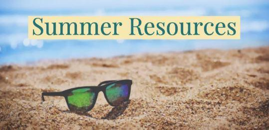 Summer Resource Video Thumbnail Image