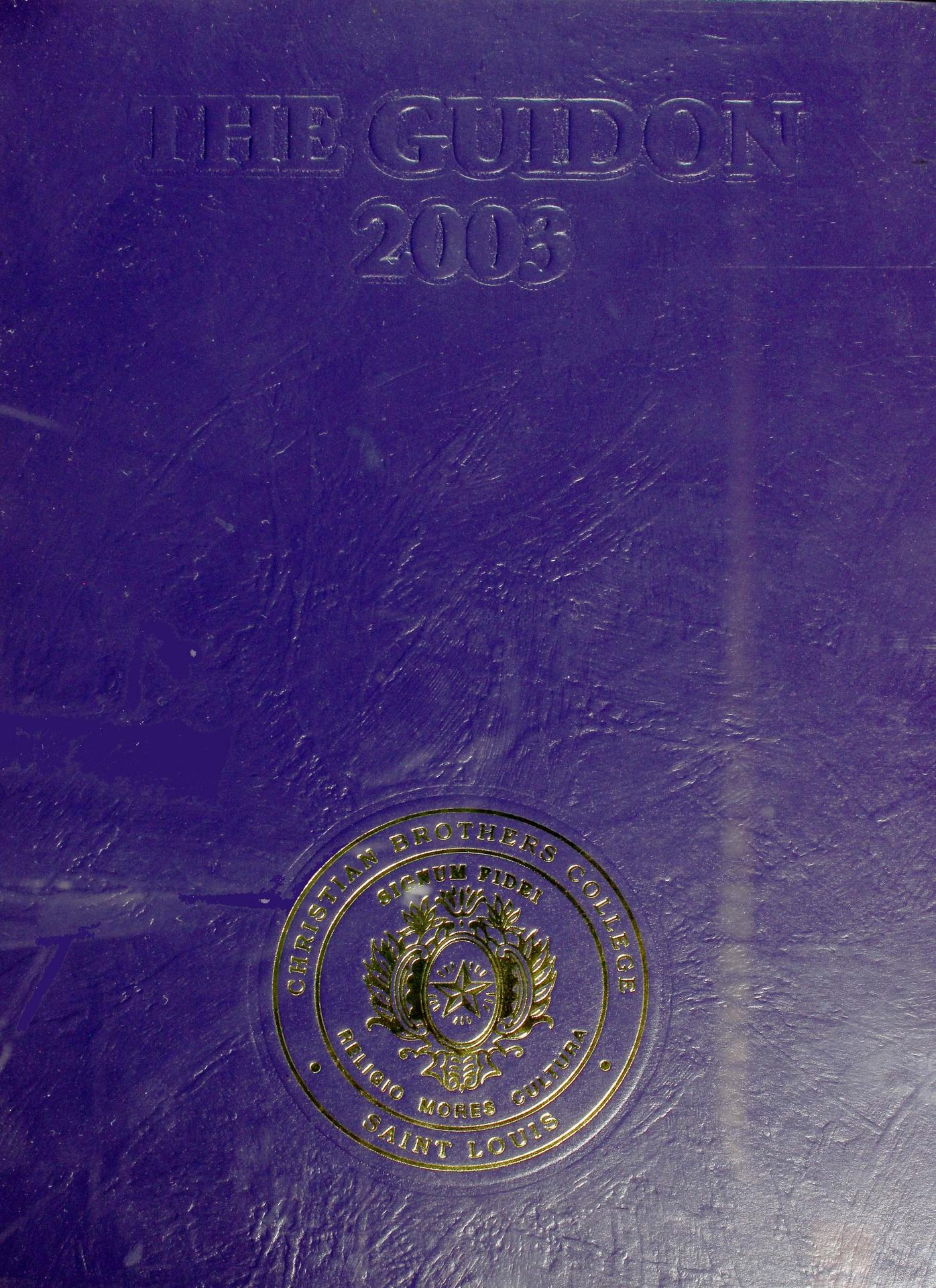 2003 CBC Yearbook