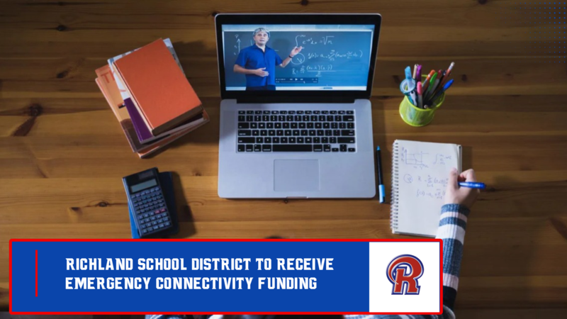 Richland School District to Receive Emergency Connectivity Funding Featured Photo