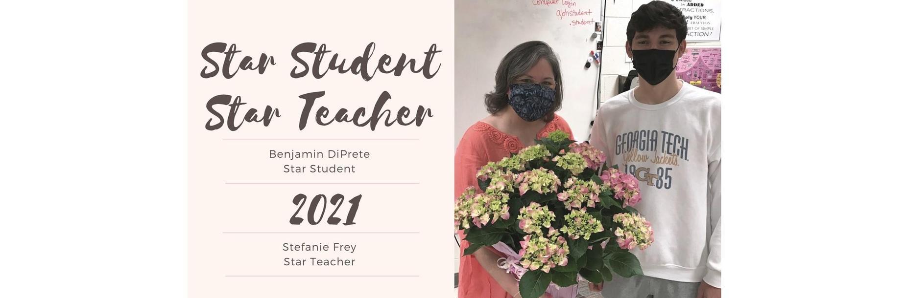 Star Student and Star Teacher