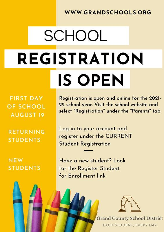 Time to register students for 2021-22 school year Featured Photo
