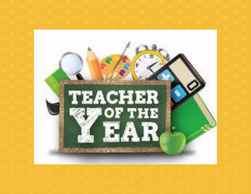 Mr. D. Rocha is our Teacher of the Year! Thumbnail Image