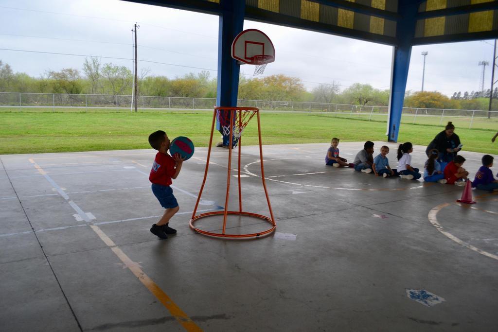 Texas Public Schools Week-Field Day