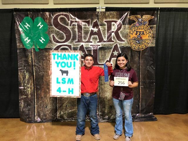 Vanguard Academy Students bring back awards from the South Texas Agriculture Roundup Featured Photo