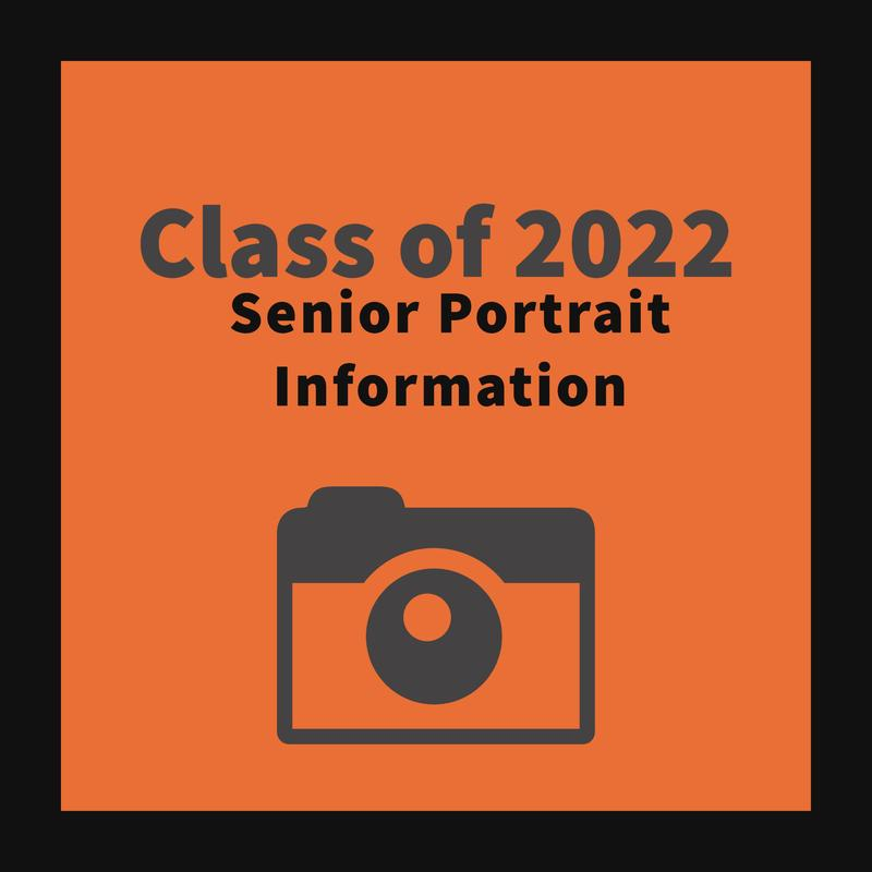 Class of 2022 Senior Picture Information Featured Photo