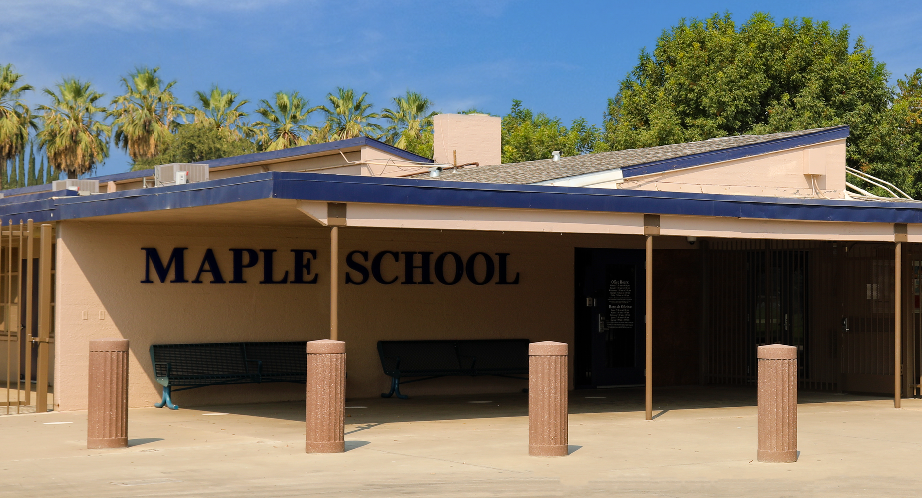Maple School Office Building