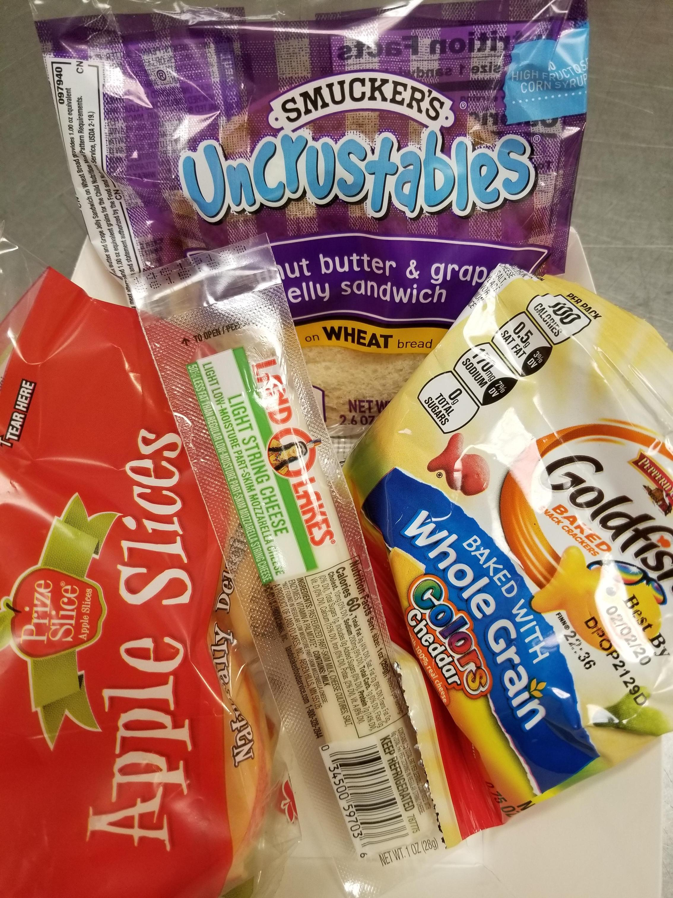 Lunchables!