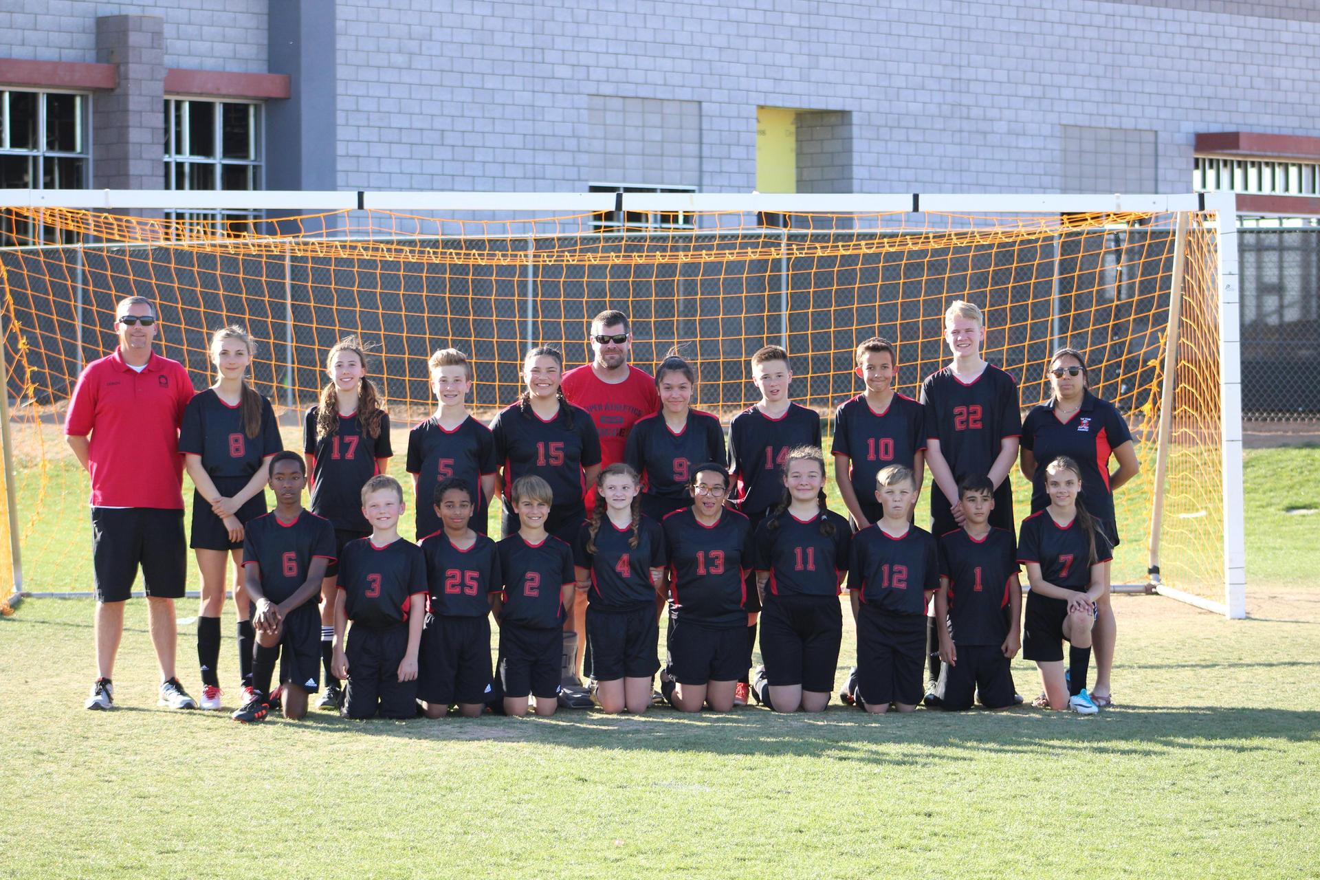 2018 Vipers Soccer
