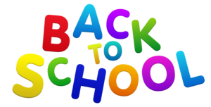 First Day Back Logo