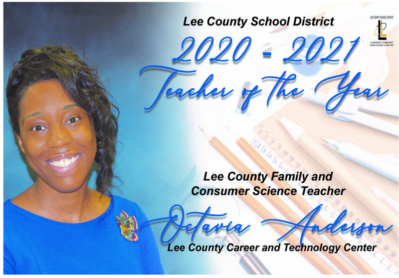2021 District Teacher of the Year, Anderson featured in Diversity Works