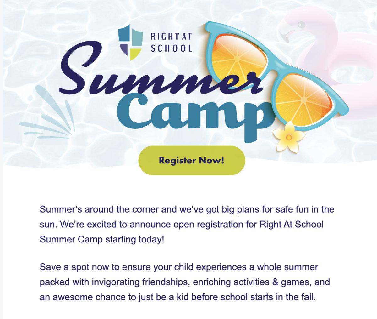 RAS Summer Camp