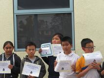 Leader in Me and Honor Roll Assembly!