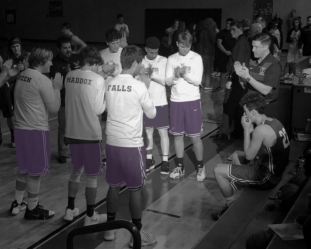 Boys Basketball Lineup