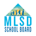 MLSD School Board with the District Logo on Top