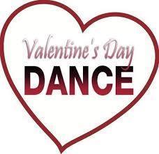 Valentine Dance clip art.