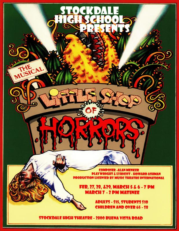 Stockdale Presents Little Shop of Horrors The Musical Thumbnail Image