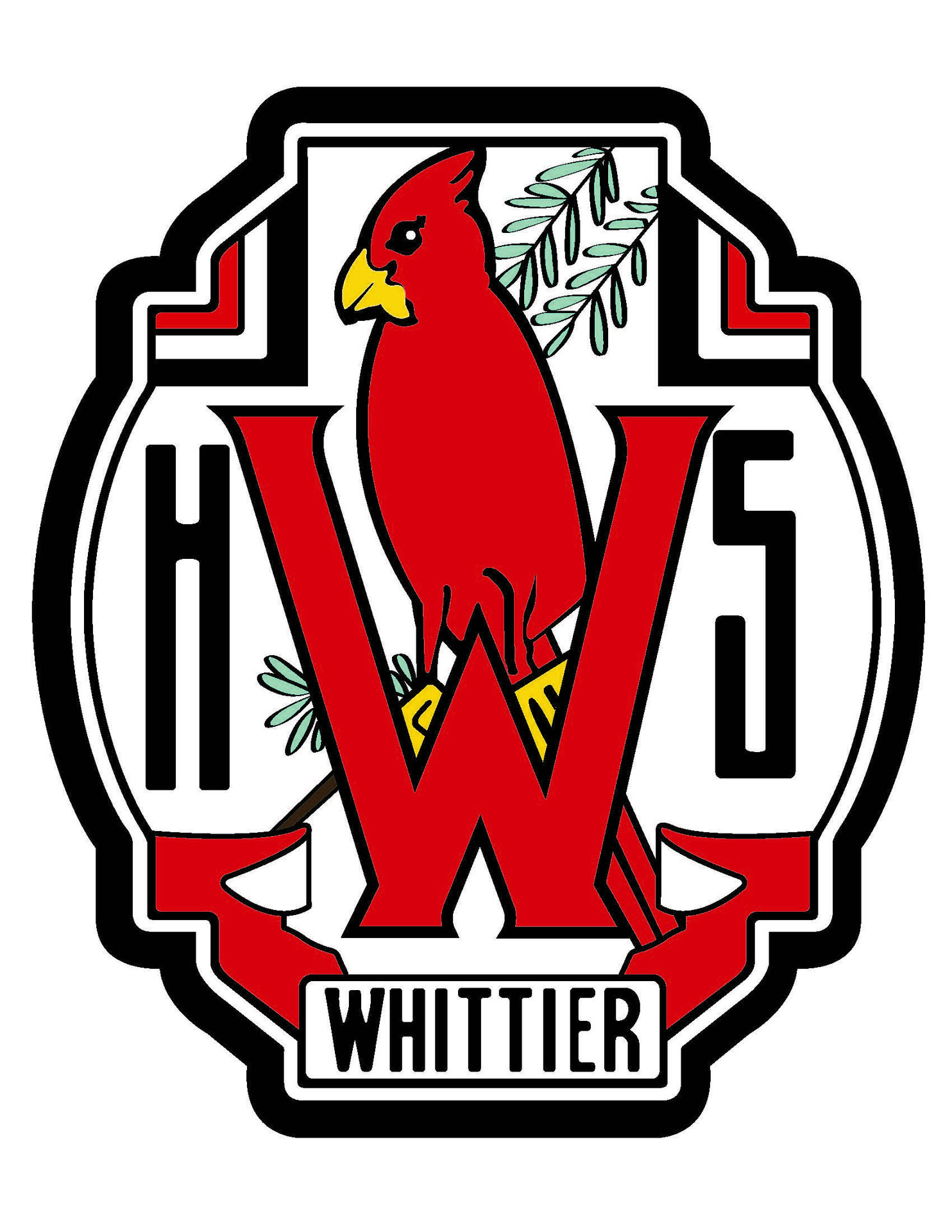 Image result for whittier high school symbol