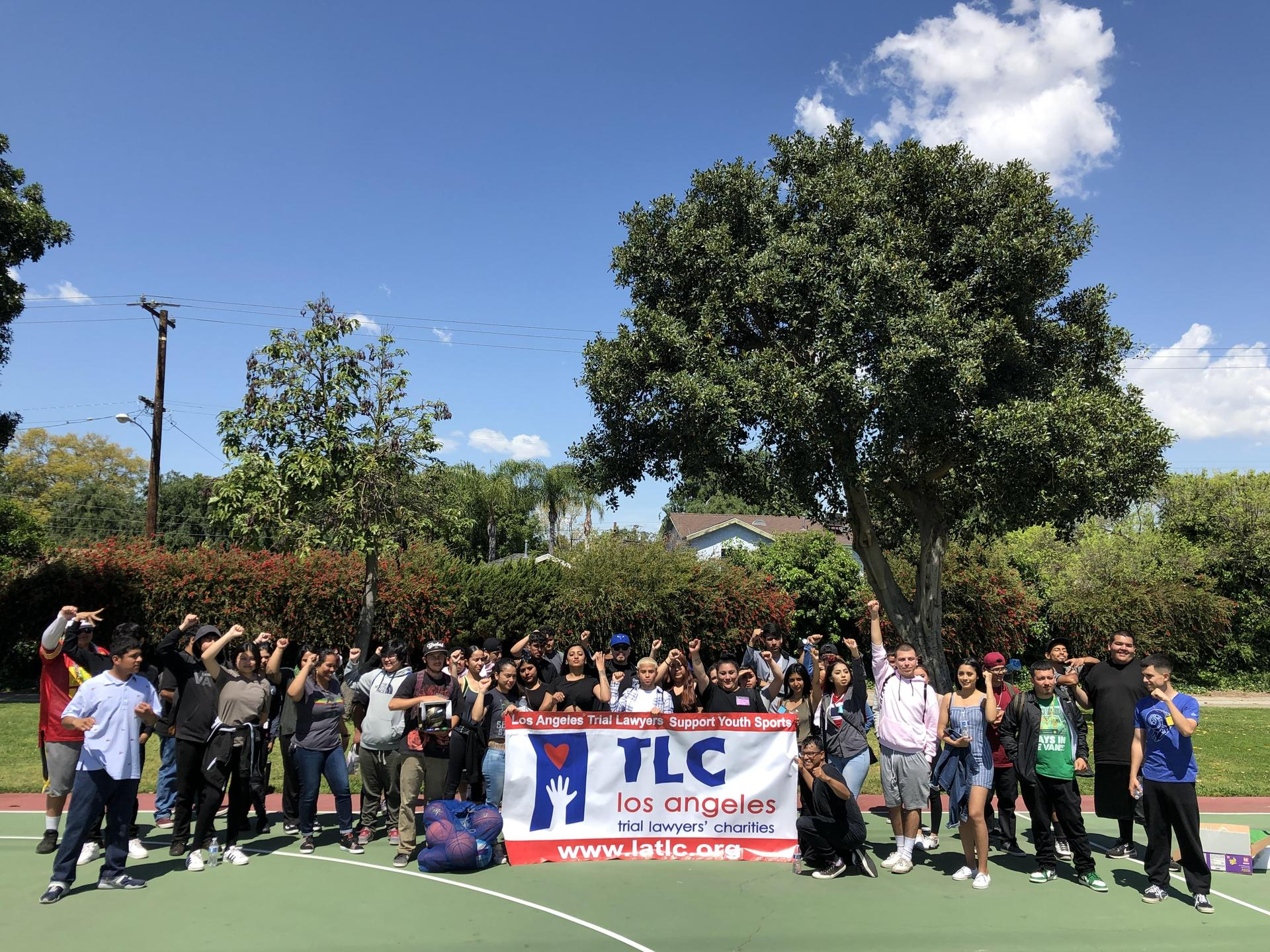 LA CAUSA student group shot
