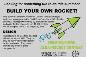 Rocket Contest