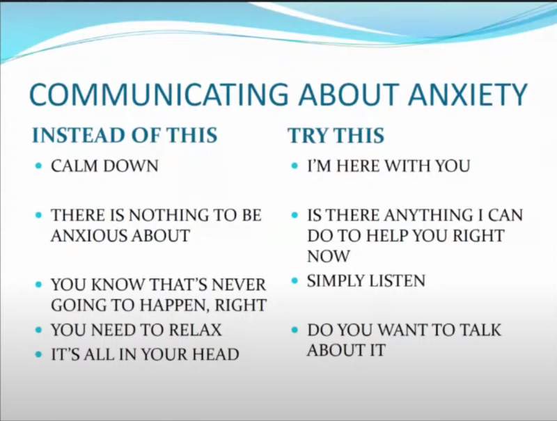Parent Education - Event 2 (Teens, Stress and Anxiety) Thumbnail Image
