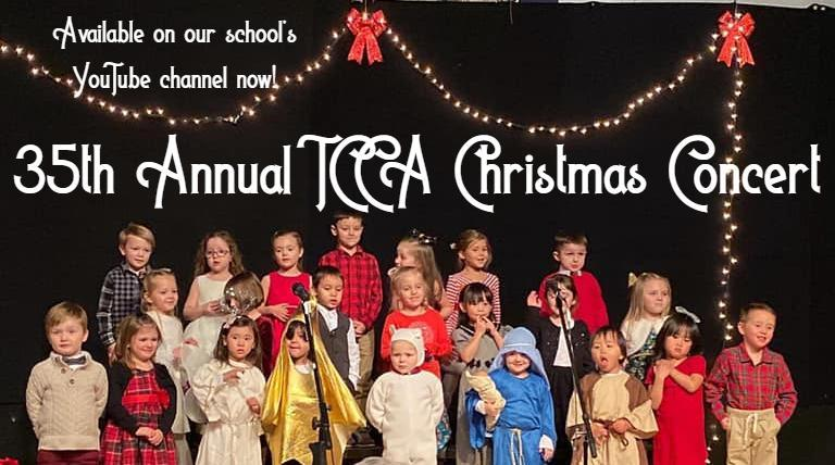 View our 2020 Christmas Concert on YouTube! Featured Photo