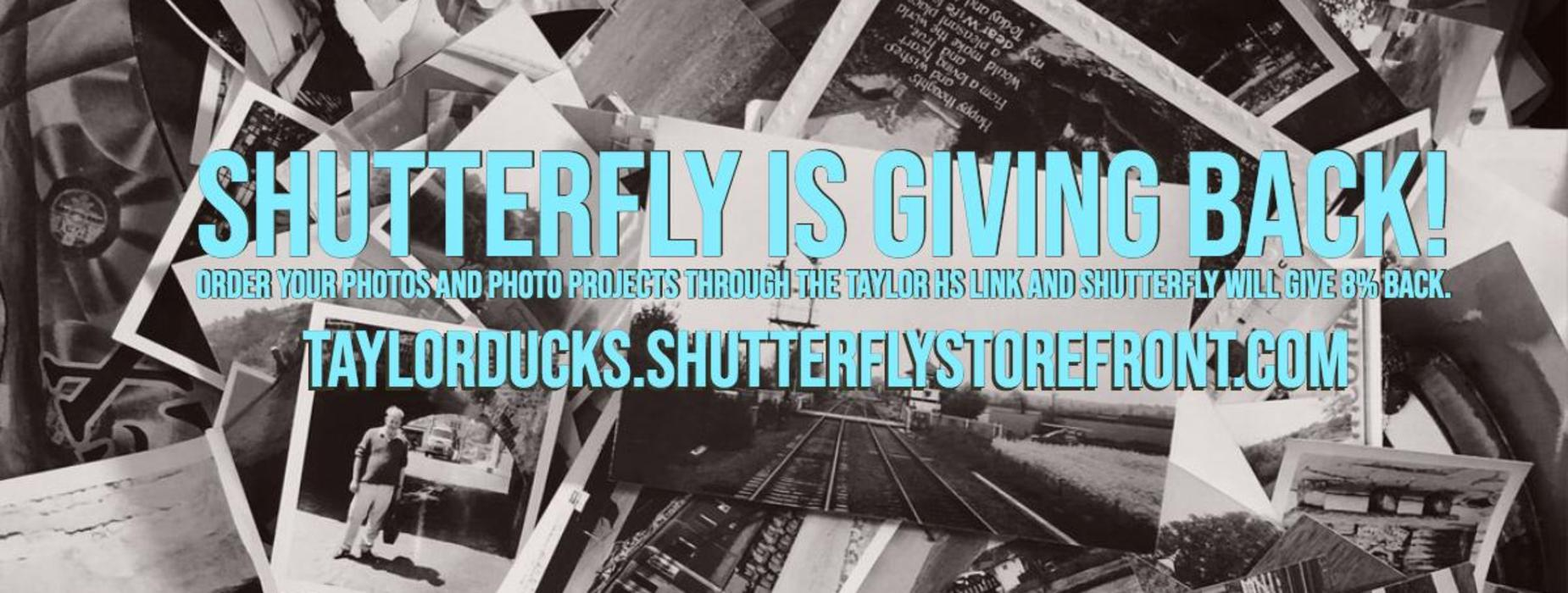shutterfly gives back