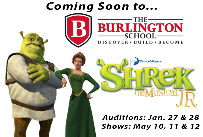 Shrek Jr. promo