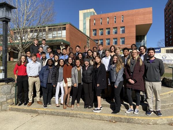 Model UN Conference - Appalachian State University - 11/16/2019