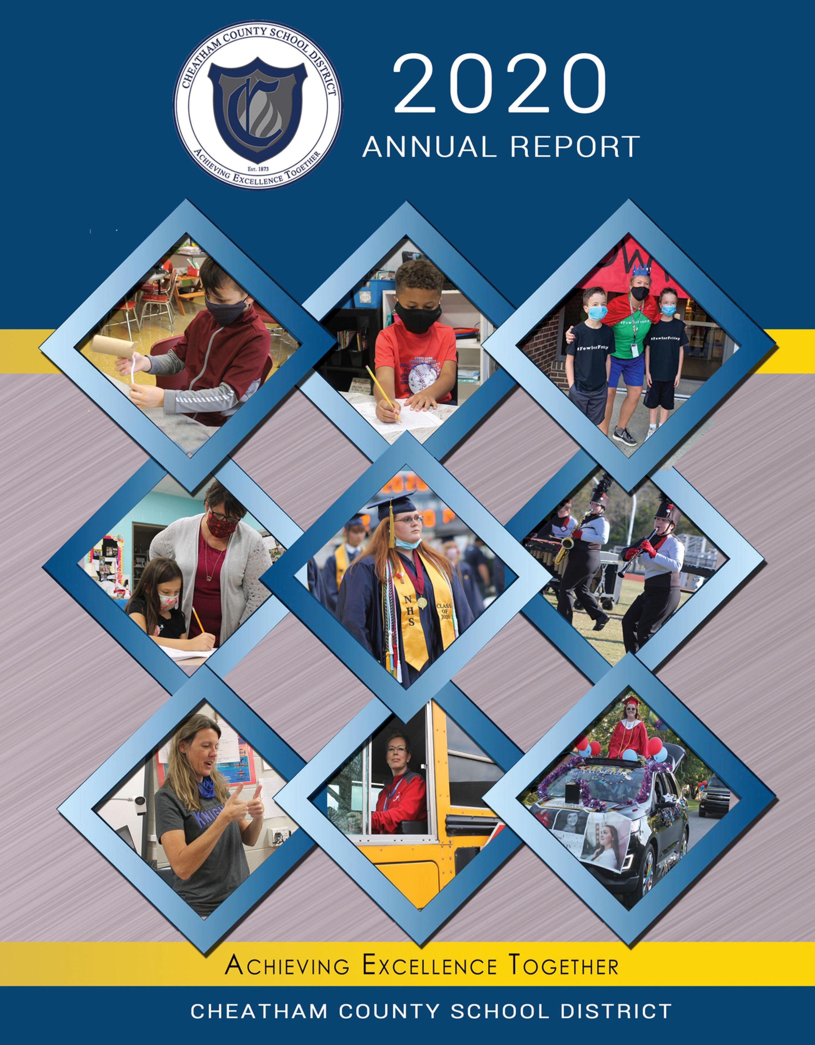 2020 Cheatham County School District Annual Report