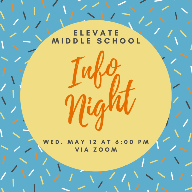 Did you miss the virtual Middle School Info Night on May 12? Featured Photo