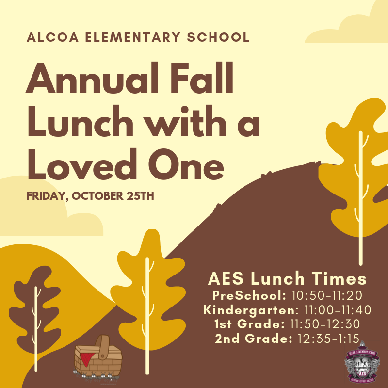 Fall Lunch With a Loved One . - October 25th Featured Photo