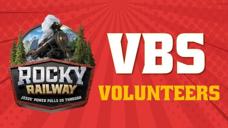 VBS Volunteers Featured Photo