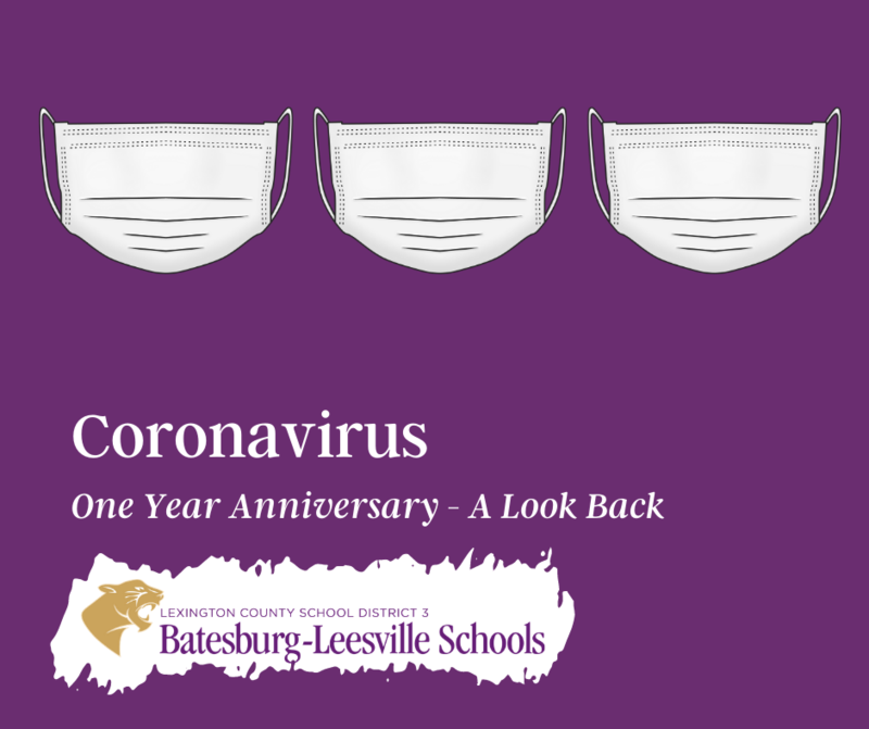 Lexington Three Reflects Back On Coronavirus One Year Anniversary