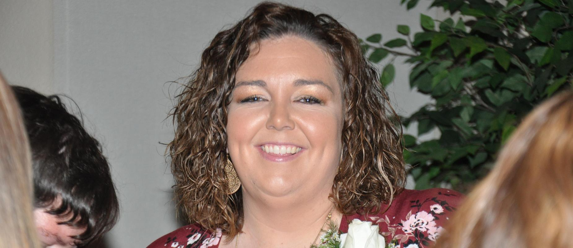 EES' Jessica Lee Named Elementary Teacher of the Year