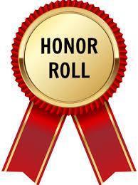 Apollo-Ridge Middle School Honor Roll