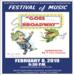 Festival of Music Flyer