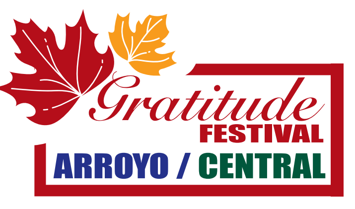 Gratitude Festival and Donation Drive at Central and Arroyo this Wednesday and Thursday! Featured Photo